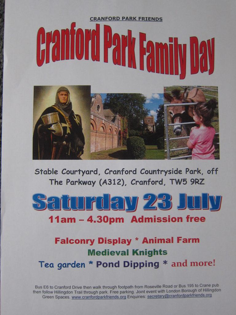 Cranford Park Family Day